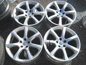 03 07 Infiniti G35 18 Alloy Wheel Rims Nice LKQ