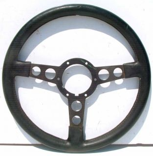 This is a nice Formula steering wheel for a second generation Trans Am