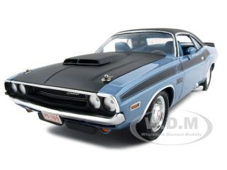 diecast model of 1970 Dodge Challenger T/A die cast car by Highway 61