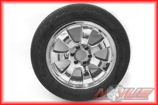 Sequoia 4Runner Tundra Chrome Wheels Tire 17 18 6 Lug 6x5 5