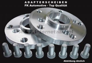 PCD Wheels Adapters Audi 50 80 90 from 4x100 to 5x100