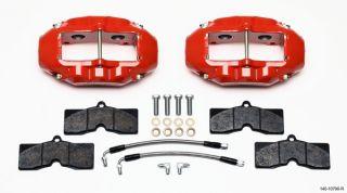 Wilwood Caliper Pad Line Kit Full 65 82 Corvette C3 R