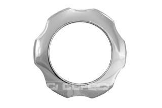 96 99 Nissan Pathfinder Rim Lug Nut Wheel Skin Center Hub Cap 4 Pcs