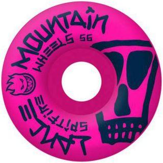 Lance Mountain OG Vato Skull Skateboard Wheels 56mm Pink