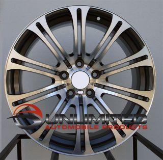 19 M3 Staggered Wheels Fit BMW E46 E90 330i 335i
