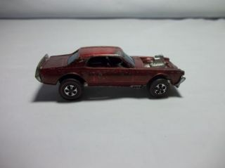 Hot Wheels Redline Cars 1969 1967 1968 and 1969