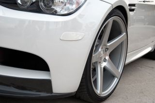 328i 330i 335 Sedan Avant Garde M550 Concave Silver Wheels Rims