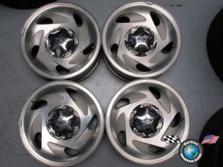 97 00 Ford F150 Expedition Factory 17 Wheels OEM Rims 3196 F75A1007EC