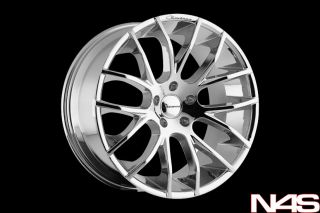 20 Cadillac cts Giovanna Kilis Chrome Wheels Rims