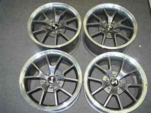 94 04 Mustang GT500 18 Aftermarket Wheels Rims Set