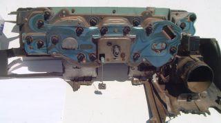 71 72 1971 1972 Chevelle El Camino Malibu SS Round Gauges Monte Carlo