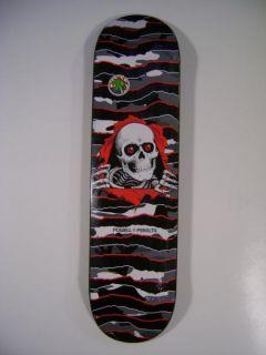 Powell Peralta New School Ripper Skateboard Deck Camo