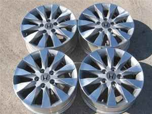 09 11 Honda Civic 16 10 Spoke Enkei Rims Wheels