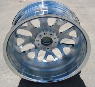 BMW 328i 330i 335i M3 325i E90 Chrome Wheels Rims Set of 4