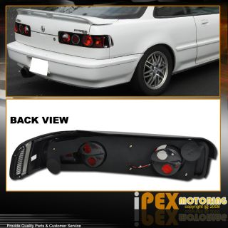 90 91 92 93 Acura Integra 3DR Hatchback JDM altezza Halo Rim Tail