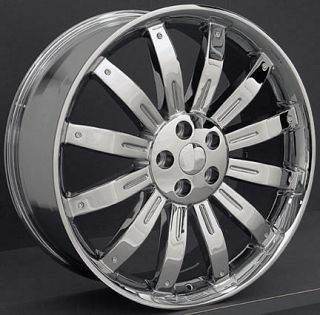 22 Chrome Wheel Rim Fits Range Land Rover HSE Sport LR3 LR4