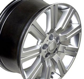 20 Hyper Silver Stormer Wheel Rim Fits Range Land Rover HSE Sport LR3