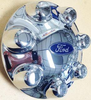 97 99 Ford F250 00 04 F150 Chrome 7 Lug Center Cap 3284 New F85Z