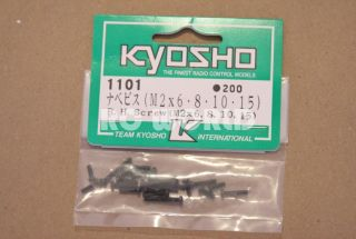 Kyosho Hor 1 8 RC Bike Motorcycle Screw Set