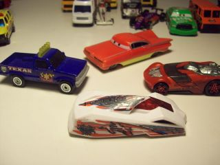 25 1970s 1980s 1990s and 2000s Hot Wheels and Matchbox Cars