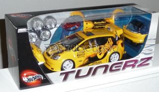 Hotwheels Tunerz Civic SI Hatchback JDM 1 18 Scale Worldwide SHIP RARE