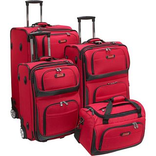 Coleman Luggage Lightweight 4 Piece Travel Collection