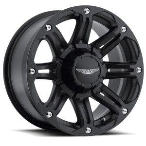 18 inch 18x8 5 Eagle 050 Black Wheel Rim 5x5 5x127 Jeep Grand Cherokee