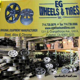 3404A Ranger Mazda B Explorer Steel Wheel 15x7 5x115 5 4 1 2