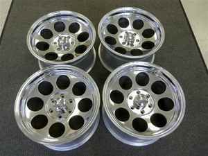 Mickey Thompson M T Classic II 18x10 Wheels Rims Set 6x135