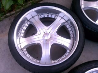 20 Lowenhart LD5 Mercedes SL CLS BMW Lexus BMW Wheels Rims