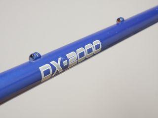 Panasonic DX 2000 Vintage Lugged Steel Road Bike Frame 59cm