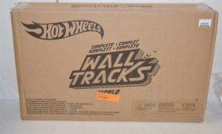 Hot Wheels Wall Tracks World Complete Set