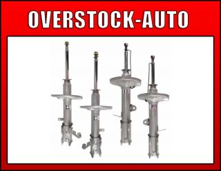 Speedy Gas Shocks Struts Combo Kit 93 02 Toyota Corolla Front Rear Set
