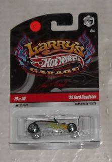 2008 Mattel Hot Wheels Larrys Garage Series 33 Ford Roadster Diecast