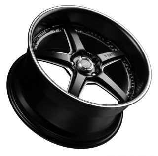19X9/10.5 STAGGERED VERTINI DRIFT WHEELS 5X114.3MM ET+20 F +25 R MATTE