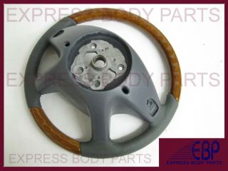 Mercedes Benz Steering Wheel ml W164 ML350 ML500 Gray Grey Leath Light