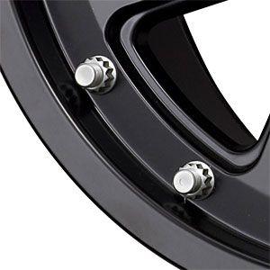 New 17x9 5x127 XD Addict Black Wheels Rims