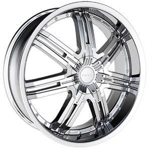 20 Wheels Rims Package Free Tires Bentchi B14 Triple Chrome 5x127