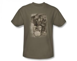 Hogans Heroes Follow My Lead Cast Vintage Style TV Show T Shirt Tee