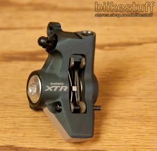 Shimano XTR BR M975 Disc Brake Caliper Front 160 Rear 140 ISO