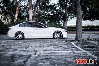 19x8 5 9 5 Euro Mag EM10 5x120 Black Wheel Fit BMW E90 F30 325 328 330