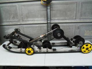 2007 Skidoo Rev Renegade 600 HO SC 4 136 inch Suspension 500SS 800