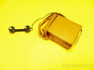 Gi Joe Vintage Hasbro Field Phone Japan ADQQ138