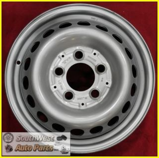 02 03 04 05 06 Dodge Sprinter 16 Silver Steel Wheel Used Factory Rim