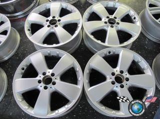 MBZ ml GL R Factory 19 Wheels Rims ML350 ML500 ML550 W164
