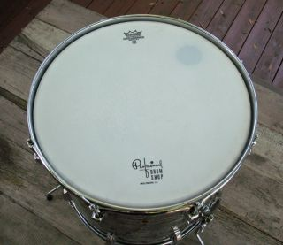 1965 Ludwig Black Oyster Pearl Drum Kit Set The Beatles Ringo Starr