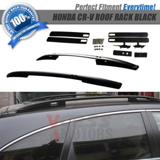 07 11 Honda CRV Roof Rack OE Factory Style Black CR V Rail Bar