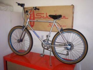 Schwinn Sidewinder Cruiser Style Ballon Tire Bicycle All Original No