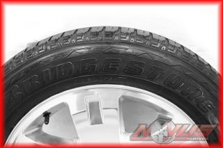 Sierra Denali Chevy Tahoe Silverado Polished Wheels Tires 18 22