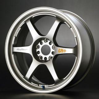 18 5ZIGEN Pro Racer GN Subaru WRX STI Lancer EVO Wheels
